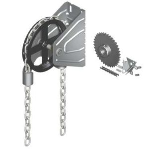 Chain hoists and accessories