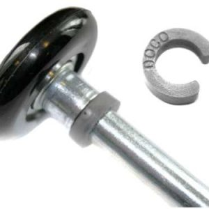 Rollers for sectional doors