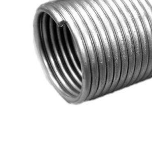 Sprężyny skrętne stalowe kuleczkowane