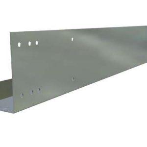 Side caps / end steel